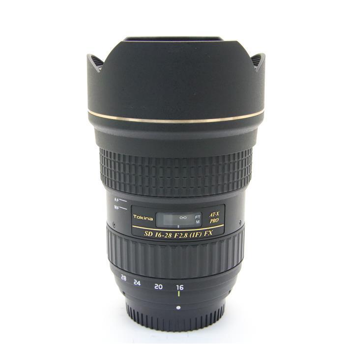 【あす楽】 【中古】 《美品》 Tokina AT-X 16-28mm F2.8 PRO FX(ニコン用) [ Lens | 交換レンズ ]