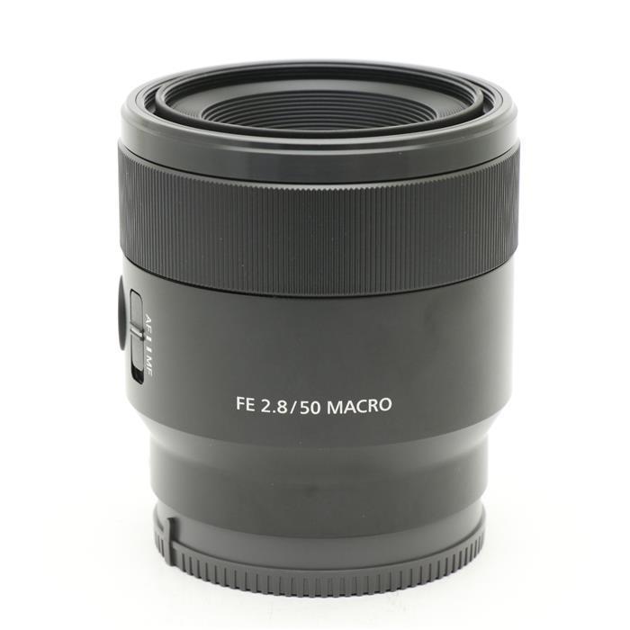 【あす楽】 【中古】 《新同品》 SONY FE 50mm F2.8 Macro SEL50M28 [ Lens   交換レンズ ]