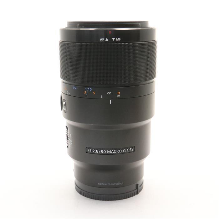 【あす楽】 【中古】 《並品》 SONY FE 90mm F2.8 Macro G OSS SEL90M28G [ Lens   交換レンズ ]