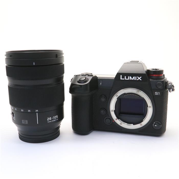 【あす楽】 【中古】 《新同品》 Panasonic LUMIX DC-S1M 標準ズームレンズキット ブラック [ デジタルカメラ ]