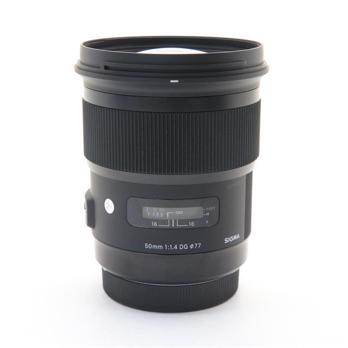 【あす楽】 【中古】 《美品》 SIGMA A 50mm F1.4 DG HSM(キヤノン用) [ Lens | 交換レンズ ]