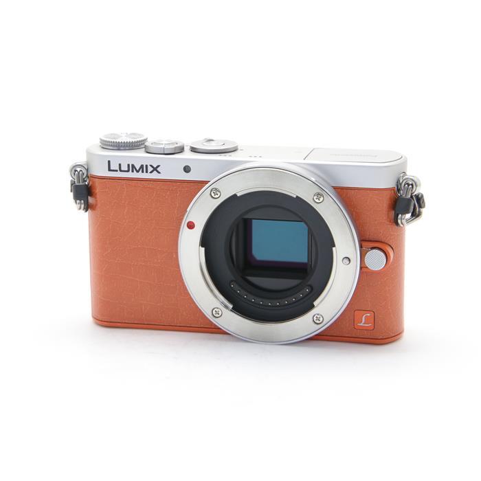 【あす楽】 【中古】 《美品》 Panasonic LUMIX DMC-GM1ボディ オレンジ [ デジタルカメラ ]