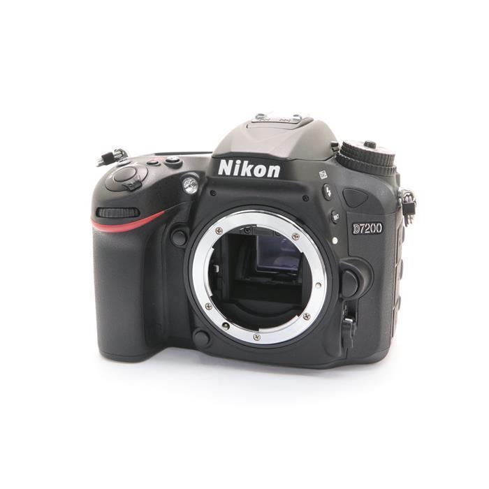 【あす楽】 【中古】 《美品》 Nikon D7200 ボディ [ デジタルカメラ ]