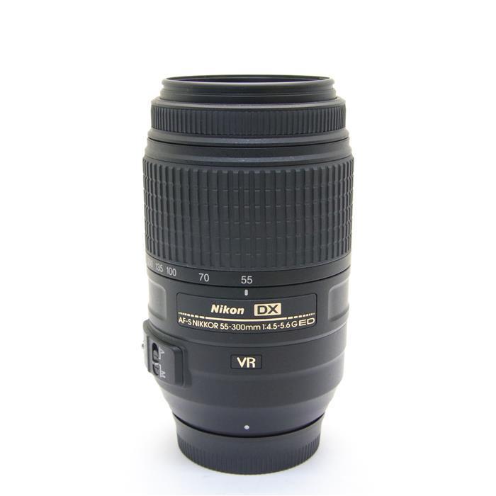 【あす楽】 【中古】 《美品》 Nikon AF-S DX NIKKOR 55-300mm F4.5-5.6G ED VR [ Lens | 交換レンズ ]