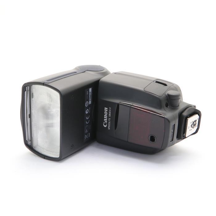 【あす楽】 【中古】 《美品》 Canon スピードライト580EXII