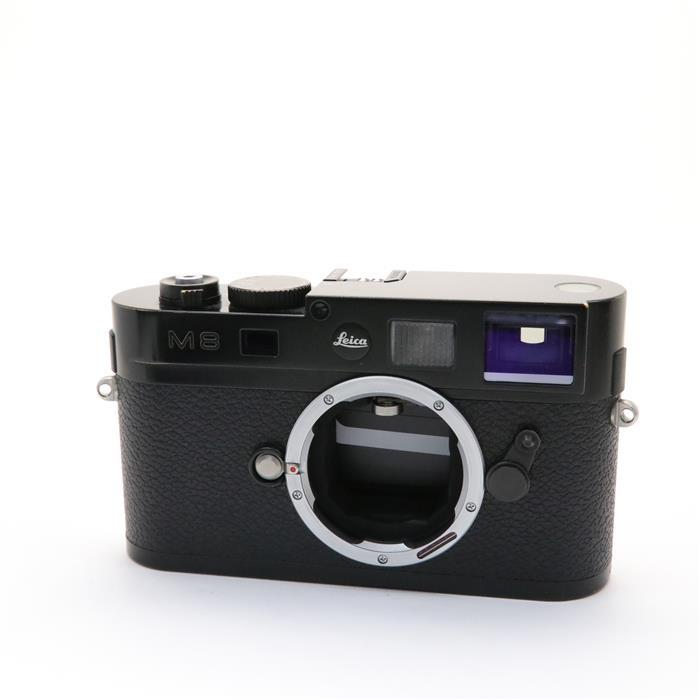 【代引き手数料無料!】 【あす楽】 【中古】 《並品》 Leica M8.2 ブラック [ デジタルカメラ ]