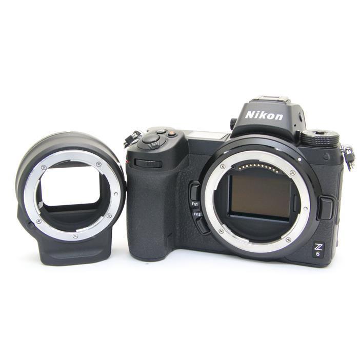 【あす楽】 【中古】 《美品》 Nikon Z6 FTZ マウントアダプターキット [ デジタルカメラ ]