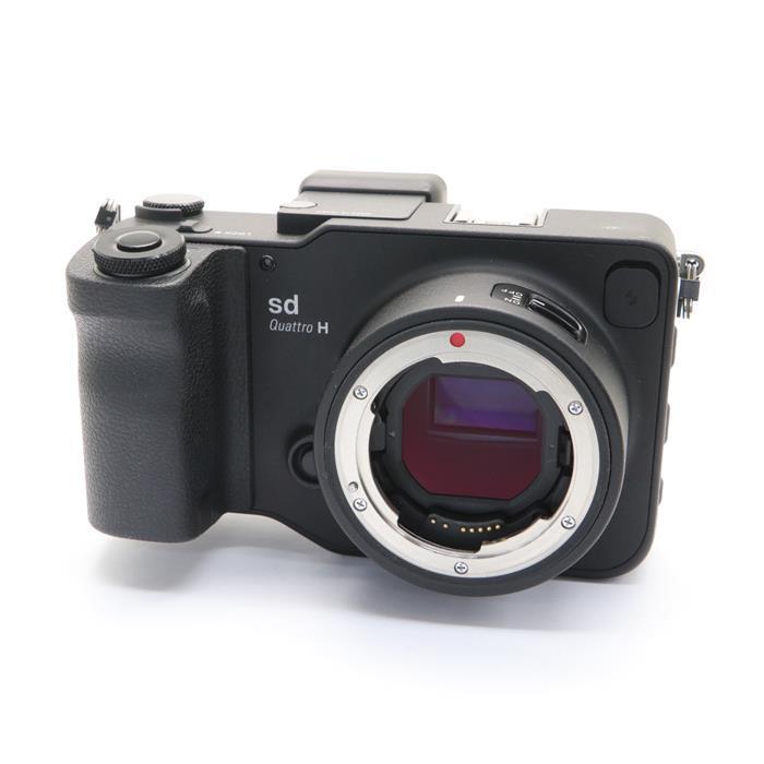 【あす楽】 【中古】 《良品》 SIGMA sd Quattro H [ デジタルカメラ ]
