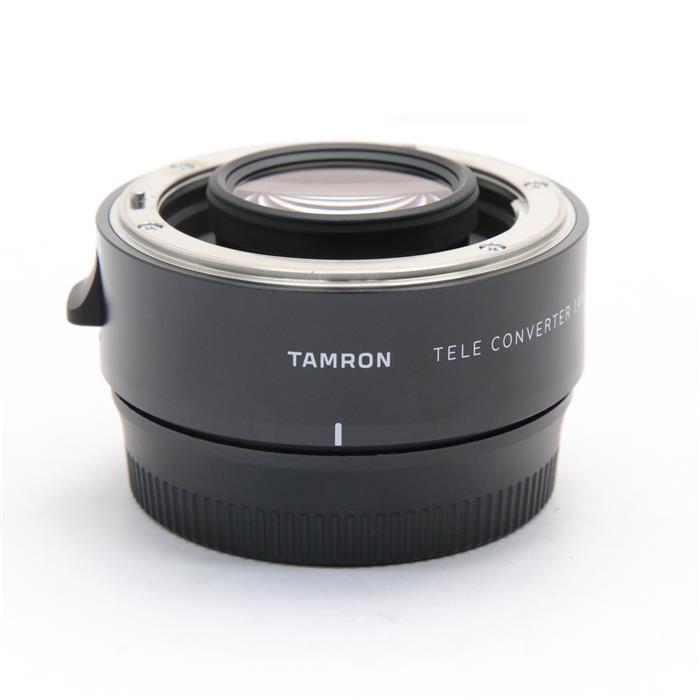 想像を超えての 【あす楽 1.4x】【中古 交換レンズ】【あす楽】 《美品》 TAMRON TELE CONVERTER 1.4x TC-X14N(ニコン用) [ Lens | 交換レンズ ], カニグン:30a17d05 --- totem-info.com