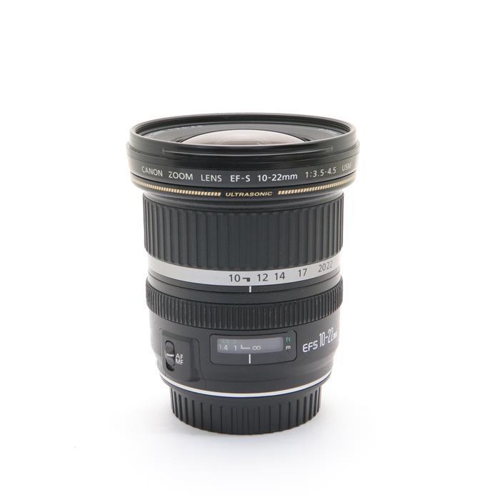 【あす楽】 【中古】 《良品》 Canon EF-S10-22mm F3.5-4.5 USM [ Lens   交換レンズ ]