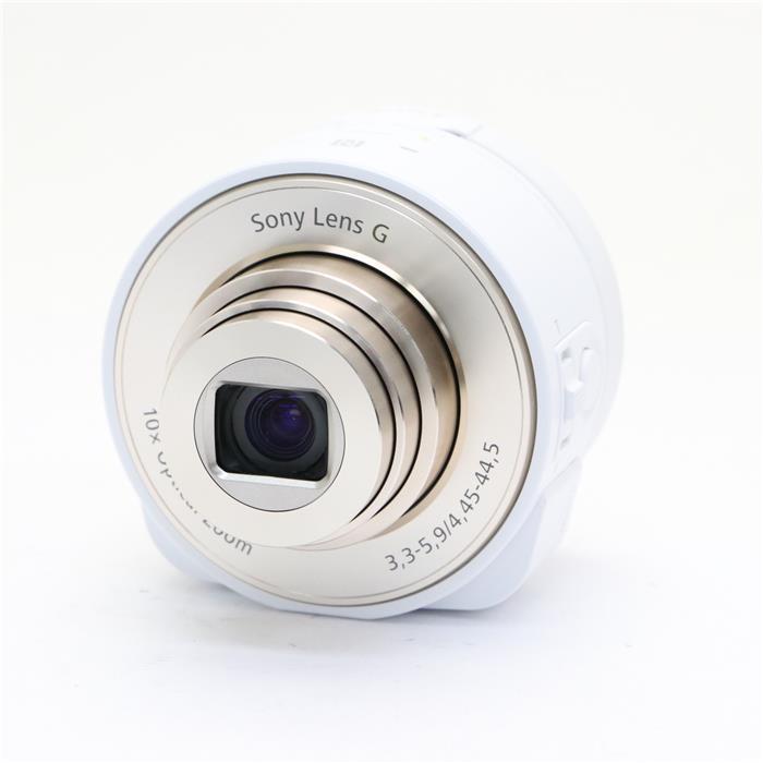 【あす楽】 【中古】 《美品》 SONY Cyber-shot DSC-QX10 ホワイト [ デジタルカメラ ]
