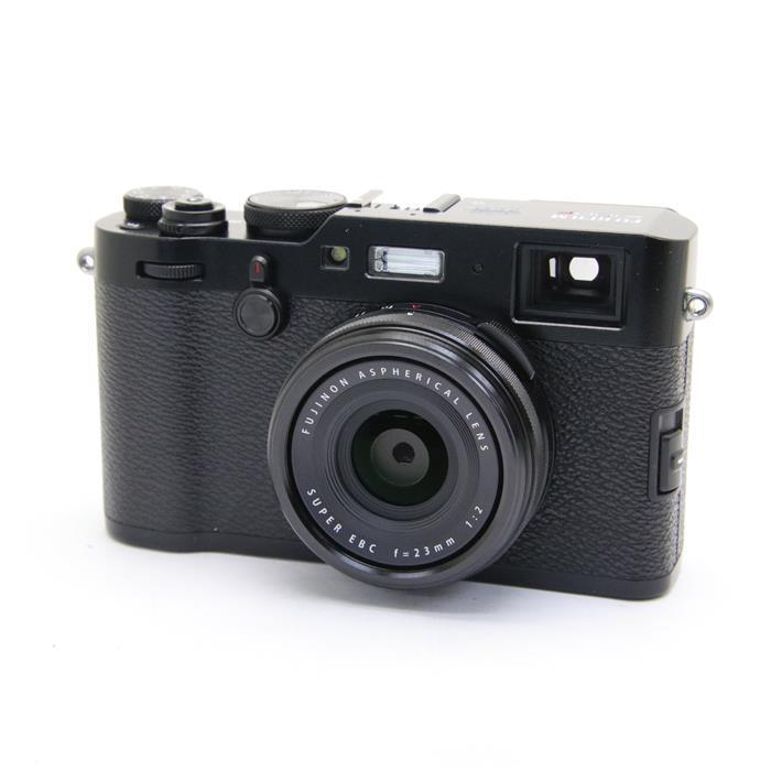 【あす楽】 【中古】 《美品》 FUJIFILM X100F ブラック [ デジタルカメラ ]