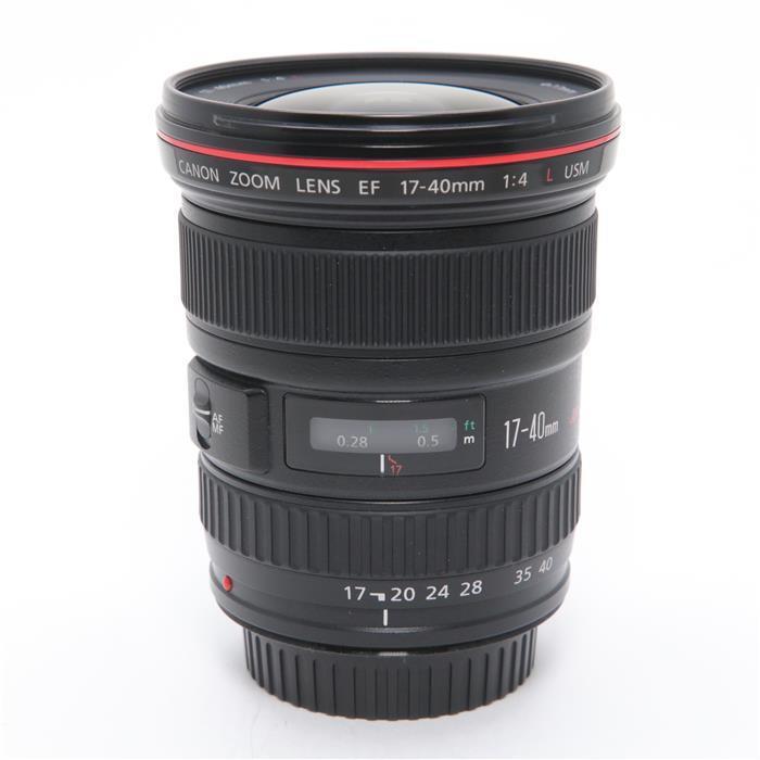【あす楽】 【中古】 《良品》 Canon EF17-40mm F4L USM [ Lens | 交換レンズ ]
