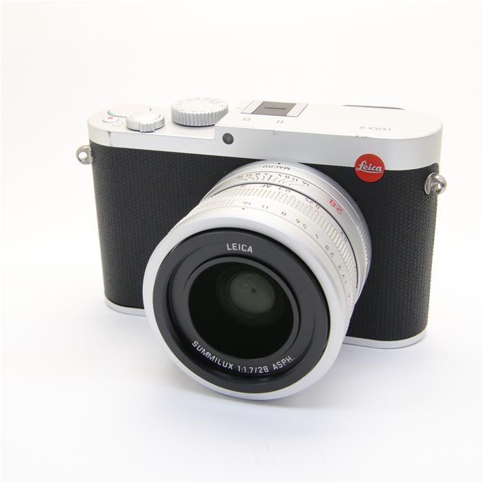 【あす楽】 【中古】 《並品》 Leica Q(Typ116) シルバー [ デジタルカメラ ]