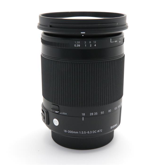 【あす楽】 【中古】 《良品》 SIGMA C 18-300mm F3.5-6.3 DC MACRO OS HSM(シグマ用) [ Lens | 交換レンズ ]