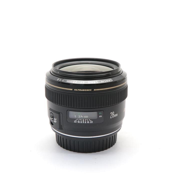 【あす楽 USM】 交換レンズ Lens【中古】 《並品》 Canon EF28mm F1.8 USM [ Lens | 交換レンズ ], 【売れ筋】:22f792a5 --- officewill.xsrv.jp