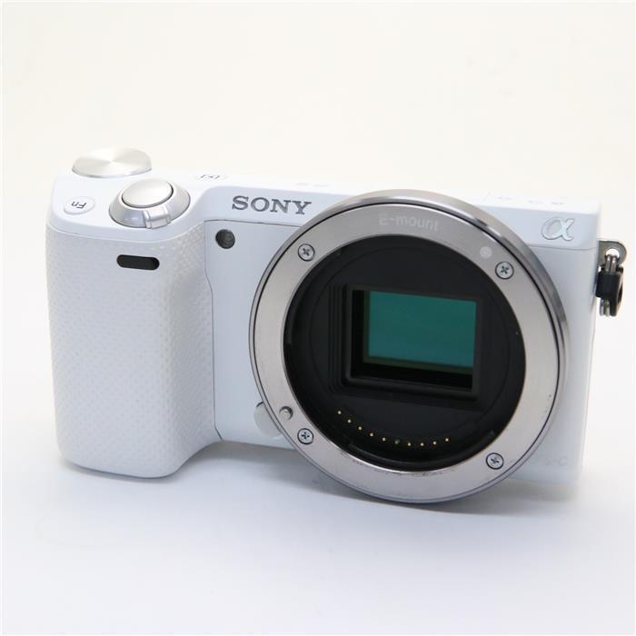 【あす楽】 【中古】 《難有品》 SONY NEX-5T ボディ ホワイト [ デジタルカメラ ]