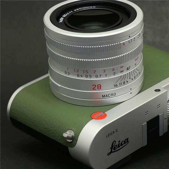 【あす楽】 【中古】 《美品》 Leica Q(Typ116) Safari 【国内限定50台の希少モデル!】 [ デジタルカメラ ]