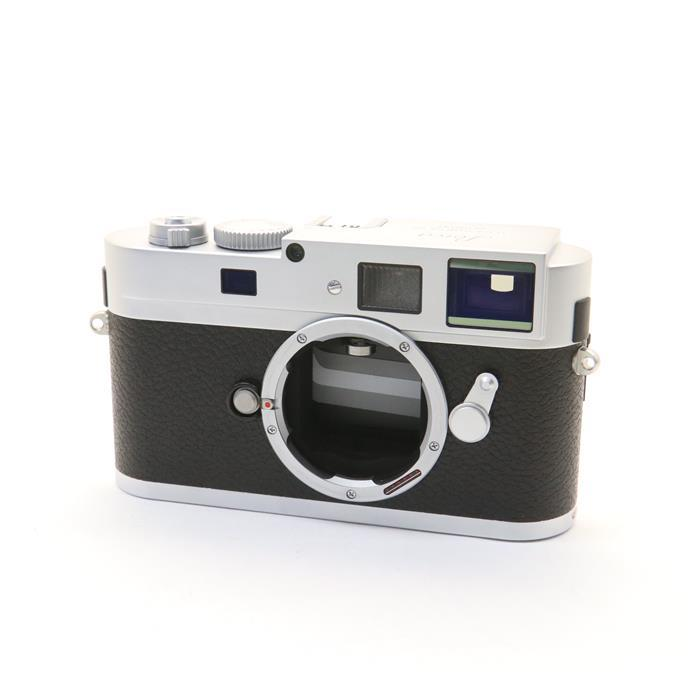 【あす楽】 【中古】 《美品》 Leica M9-P  シルバークローム 【ライカカメラジャパンにてオーバーホール済】 [ デジタルカメラ ]