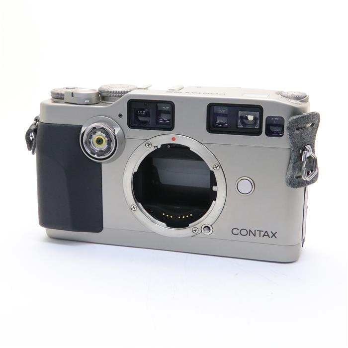 【あす楽】 【中古】 《難有品》 CONTAX G2 シルバー