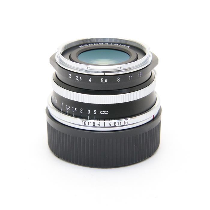 【あす楽】 【中古】 《新同品》 Voigtlander ULTRON 35mm F2 Aspherical Vintage Line VM(ライカM用) [ Lens | 交換レンズ ]