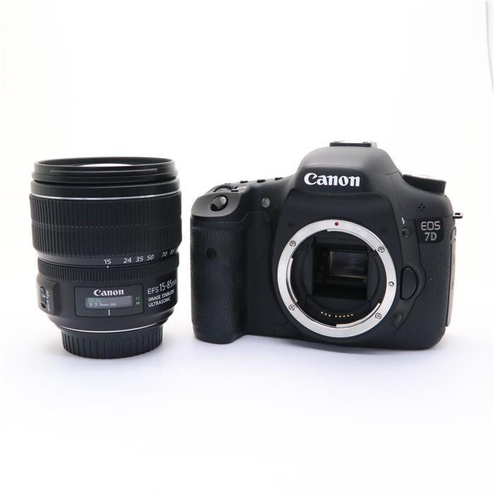 【代引き手数料無料!】 【あす楽】 【中古】 《並品》 Canon EOS 7D EF-S15-85 IS U レンズキット [ デジタルカメラ ]