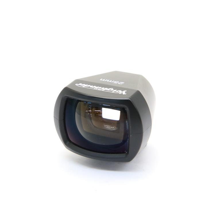 【あす楽】 【中古】 《良品》 Voigtlander 25mm ビューファインダー