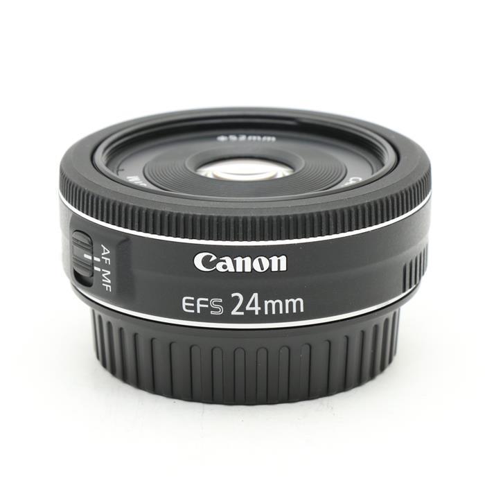 【あす楽】 【中古】 《美品》 Canon EF-S24mm F2.8 STM [ Lens | 交換レンズ ]