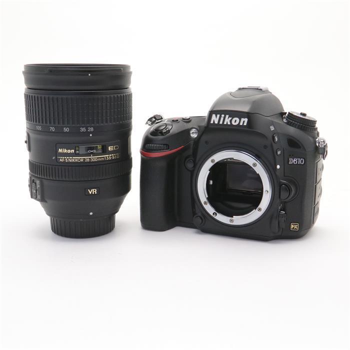【あす楽】 【中古】 《良品》 Nikon D610 28-300 VR レンズキット [ デジタルカメラ ]