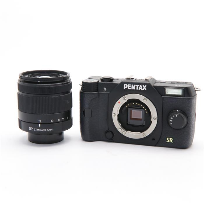 【あす楽】 【中古】 《良品》 PENTAX Q7 ズームレンズキット ブラック [ デジタルカメラ ]