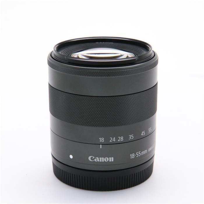 【あす楽】 【中古】 《美品》 Canon EF-M18-55mm F3.5-5.6 IS STM [ Lens | 交換レンズ ]