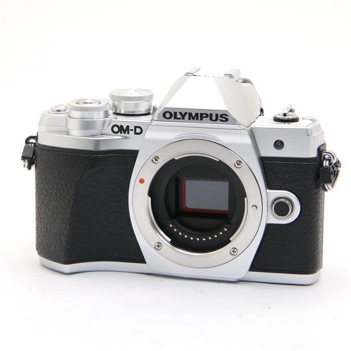 【代引き手数料無料!】 【あす楽】 【中古】 《良品》 OLYMPUS OM-D E-M10 Mark III ボディ シルバー [ デジタルカメラ ]