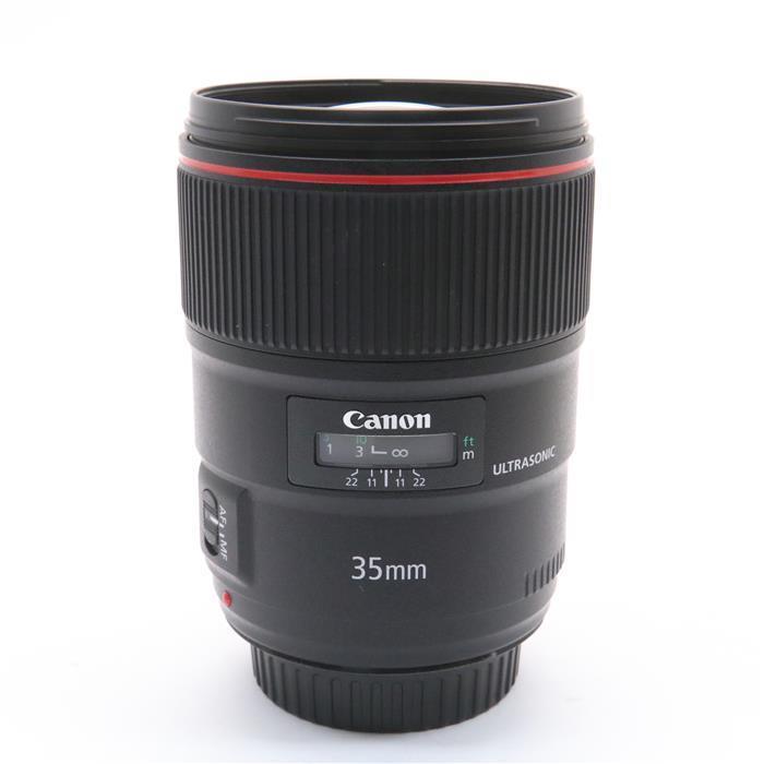 代引き手数料無料 あす楽 限定特価 中古 《美品》 Canon ☆正規品新品未使用品 EF35mm USM F1.4L 交換レンズ Lens II