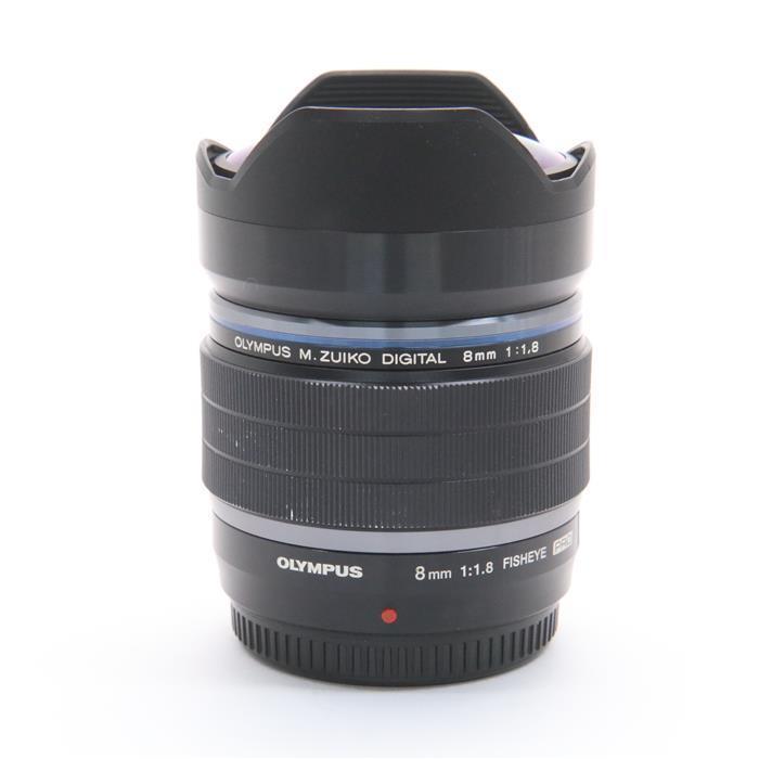 【着後レビューで 送料無料】 【 M.ZUIKO 交換レンズ】【】 《並品》 OLYMPUS M.ZUIKO [ DIGITAL ED 8mm F1.8 Fisheye PRO (マイクロフォーサーズ) [ Lens   交換レンズ ], ジョウヨウシ:ce7d2b32 --- heathtax.com