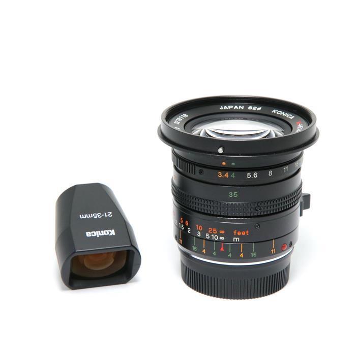 【ついに再販開始!】 【】 [【 |】 《良品》 Konica M-Hexanon 21-35mmF3.4-4 M-Hexanon [ Lens | 交換レンズ ], 湯川村:edfb39b6 --- fotostrba.sk