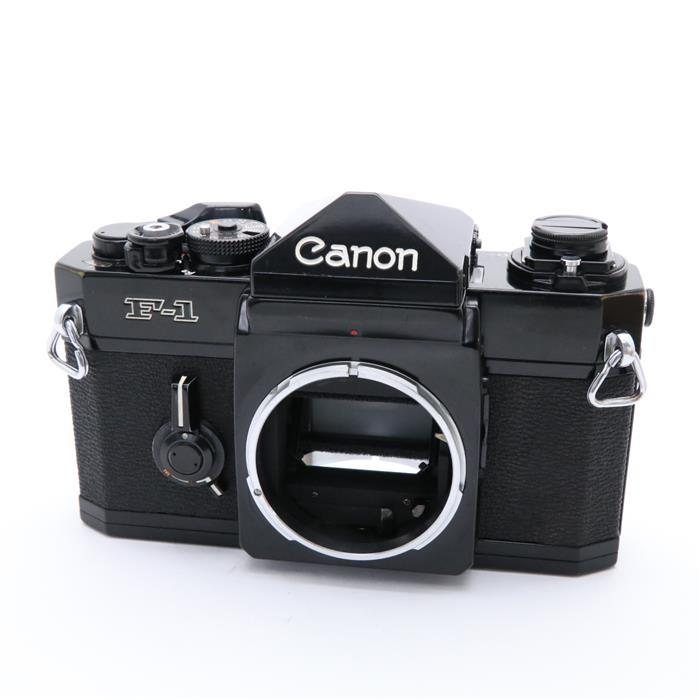 【あす楽】 【中古】 《良品》 Canon F-1N (後期) 【シャッター精度調整/各部点検済】