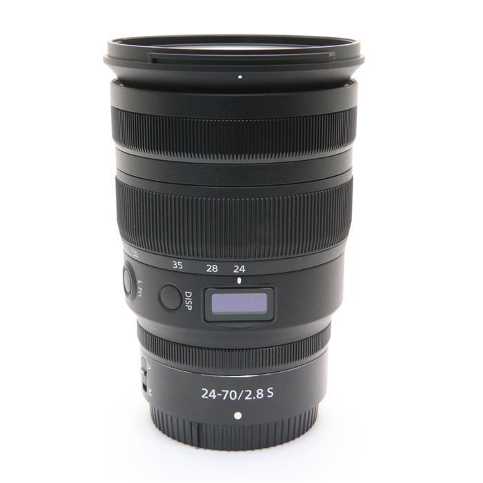 消費税無し 【】【】 《美品》 Nikon ] NIKKOR Z 24-70mm 《美品》 | F2.8 S【別売レンズ保護フィルター付!】 [ Lens | 交換レンズ ], シマムセン:f27d9025 --- evirs.sk