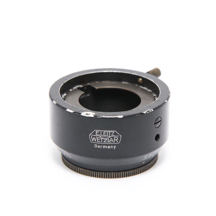 【代引き手数料無料!】 【あす楽】 【中古】 《並品》 Leica VALOO エルマー5cm用絞り調整機構付フード