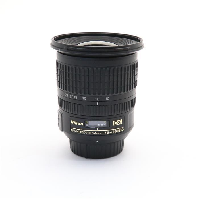 おトク 代引き手数料無料 あす楽 中古 《良品》 Nikon AF-S DX Lens 10-24mm NIKKOR セール特価品 交換レンズ F3.5-4.5G ED