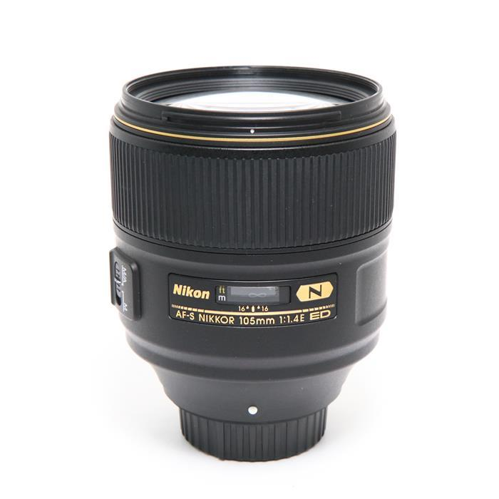 【祝開店!大放出セール開催中】 【】 《良品》【 F1.4E】 《良品》 Nikon AF-S NIKKOR   105mm F1.4E ED [ Lens   交換レンズ ], KAJIWARA:0187b2d0 --- greencard.progsite.com