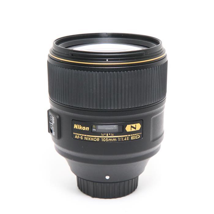品質が完璧 【】【】 《良品》 F1.4E Nikon AF-S NIKKOR   105mm【】 F1.4E ED [ Lens   交換レンズ ], オールコムスイーツ王国:949d14bc --- greencard.progsite.com