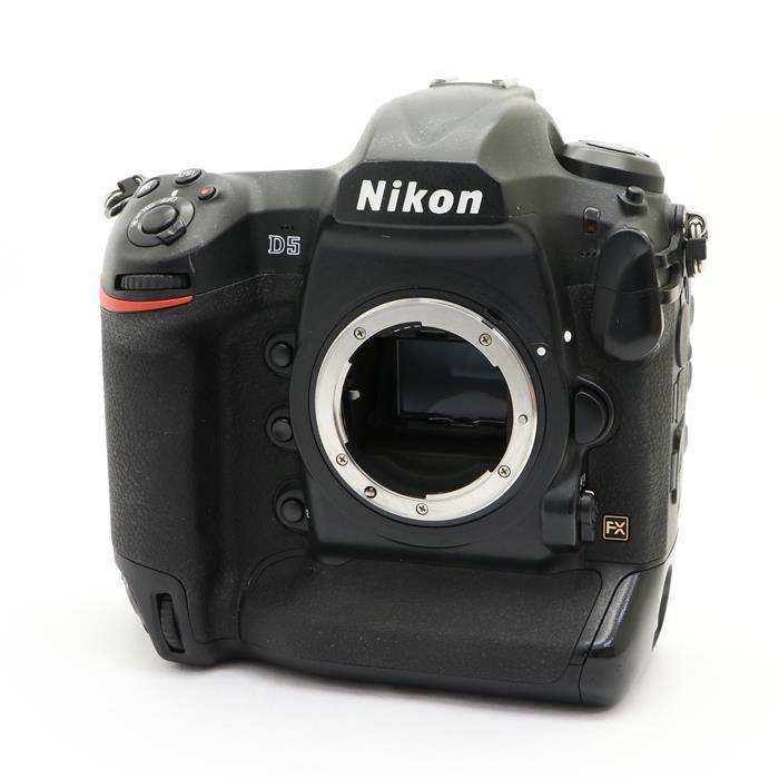 代引き手数料無料 売店 あす楽 中古 《並品》 Nikon D5 XQD-Type ボディ センサー交換 各部点検済 定価の67%OFF デジタルカメラ