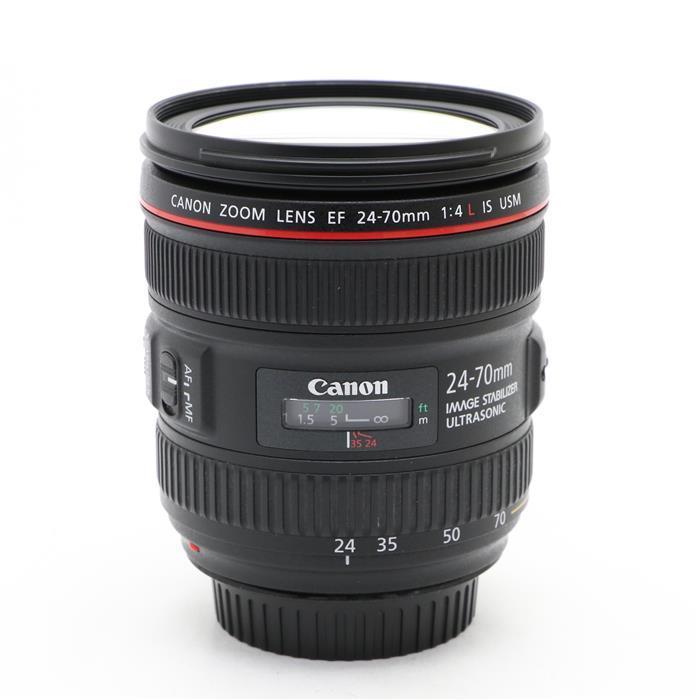 【あす楽】 【中古】 《良品》 Canon EF24-70mm F4L IS USM [ Lens | 交換レンズ ]