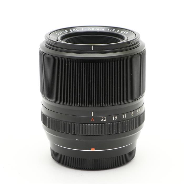代引き手数料無料 あす楽 中古 《並品》 送料無料でお届けします FUJIFILM フジノン XF 交換レンズ F2.4 60mm 実物 Macro R Lens