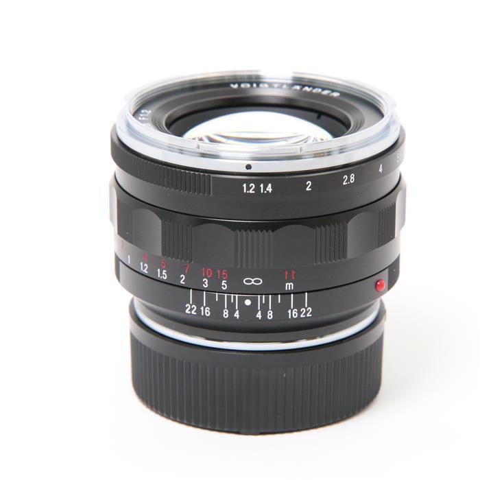 【あす楽】 【中古】 《美品》 Voigtlander NOKTON 40mm F1.2 Aspherical VM (ライカM用) [ Lens | 交換レンズ ]