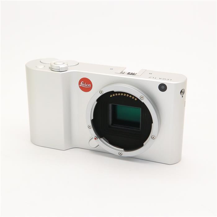 【あす楽】 【中古】 《美品》 Leica TL2 シルバー [ デジタルカメラ ]