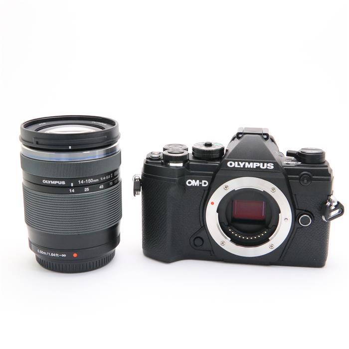 【あす楽】 【中古】 《美品》 OLYMPUS OM-D E-M5 Mark III 14-150mm II レンズキット ブラック [ デジタルカメラ ]