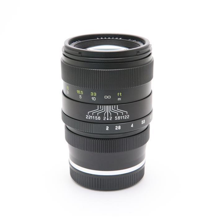 代引き手数料無料 あす楽 中古 《美品》 ZHONG YI OPTICAL CREATOR フルサイズ対応 85mm 限定モデル ブラック Lens ソニーE用 F2 世界の人気ブランド 交換レンズ