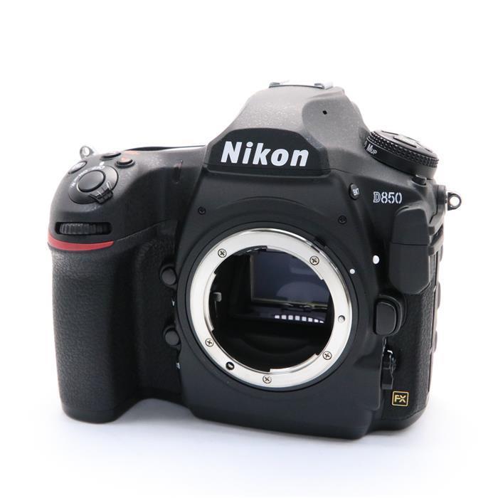 売店 代引き手数料無料 あす楽 中古 《良品》 デジタルカメラ 安い Nikon D850 ボディ