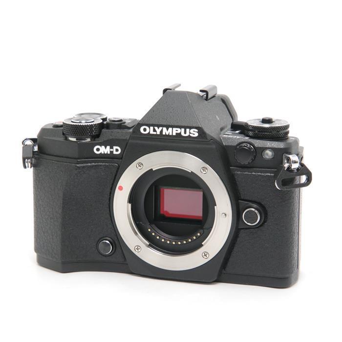代引き手数料無料 あす楽 中古 《良品》 OLYMPUS OM-D II 新入荷 流行 ボディ デジタルカメラ 送料無料 新品 ブラック Mark E-M5